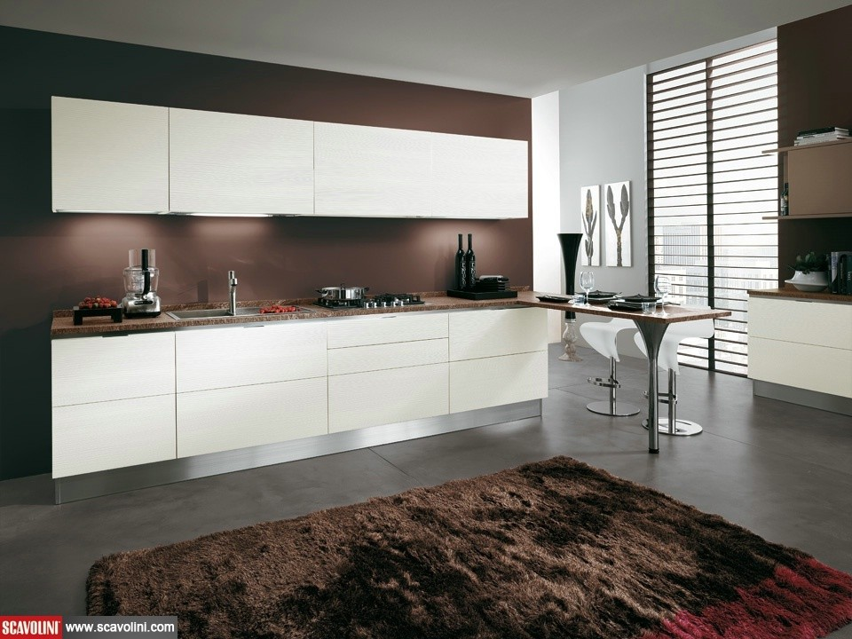 Awesome Cucina Scenery Scavolini Pictures - Ameripest.us ...