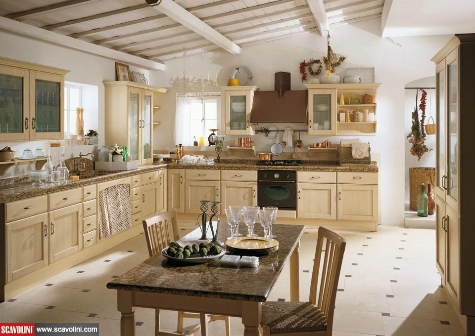 Cucina cora scavolini torino 4 san gaetano arredamenti - Cucine scavolini classiche ...