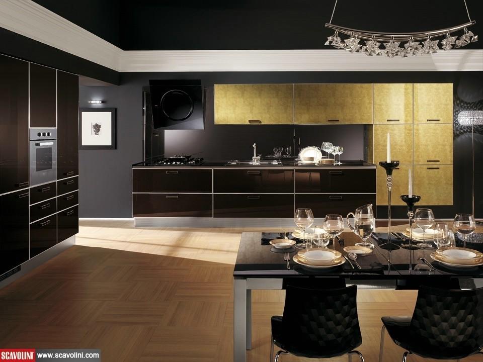 Cucina Scavolini Crystal - San Gaetano Arredamenti