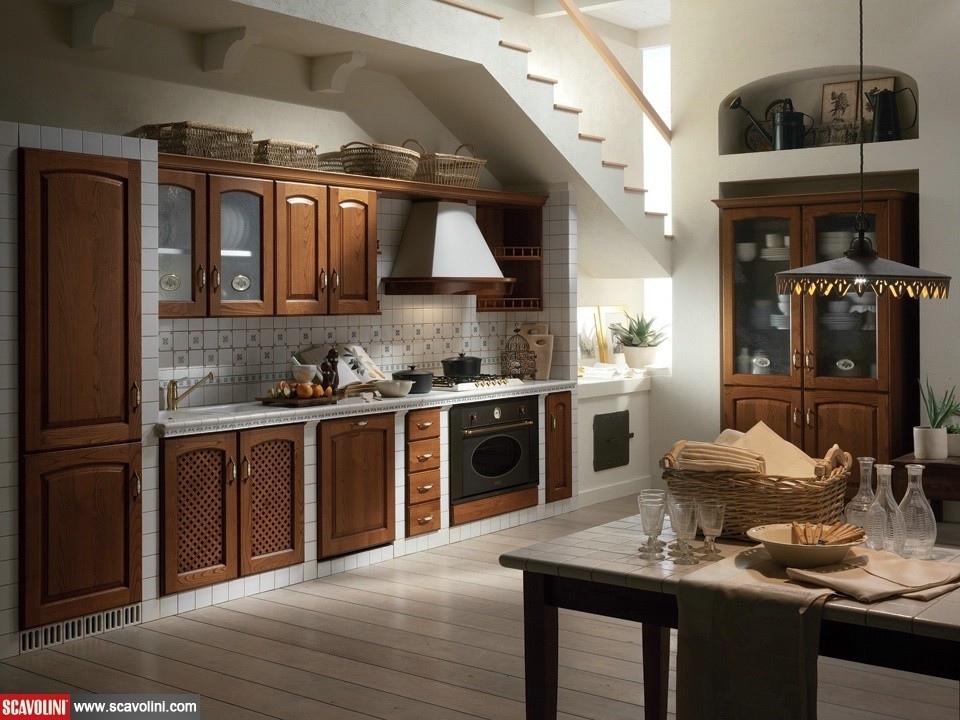 Cucina Scavolini Madeleine - San Gaetano Arredamenti