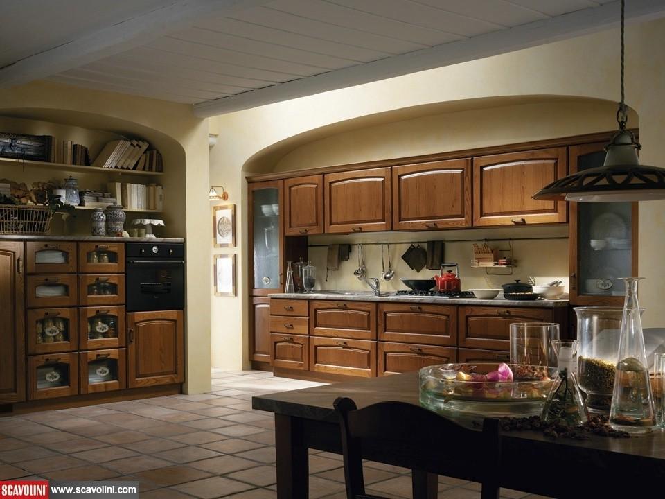 Cucina scavolini madeleine san gaetano arredamenti - Scavolini cucine classiche ...