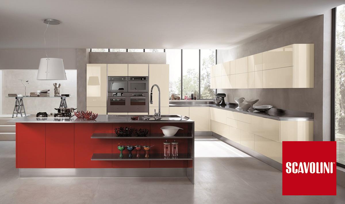 Cucina Scavolini Mood - San Gaetano Arredamenti