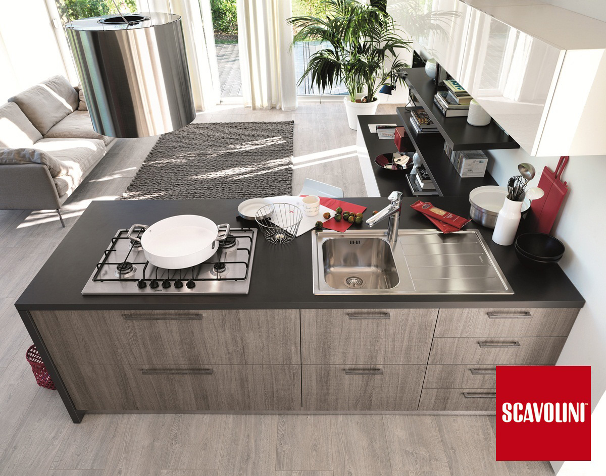 Awesome Cucina Sax Scavolini Gallery - Home Interior Ideas ...