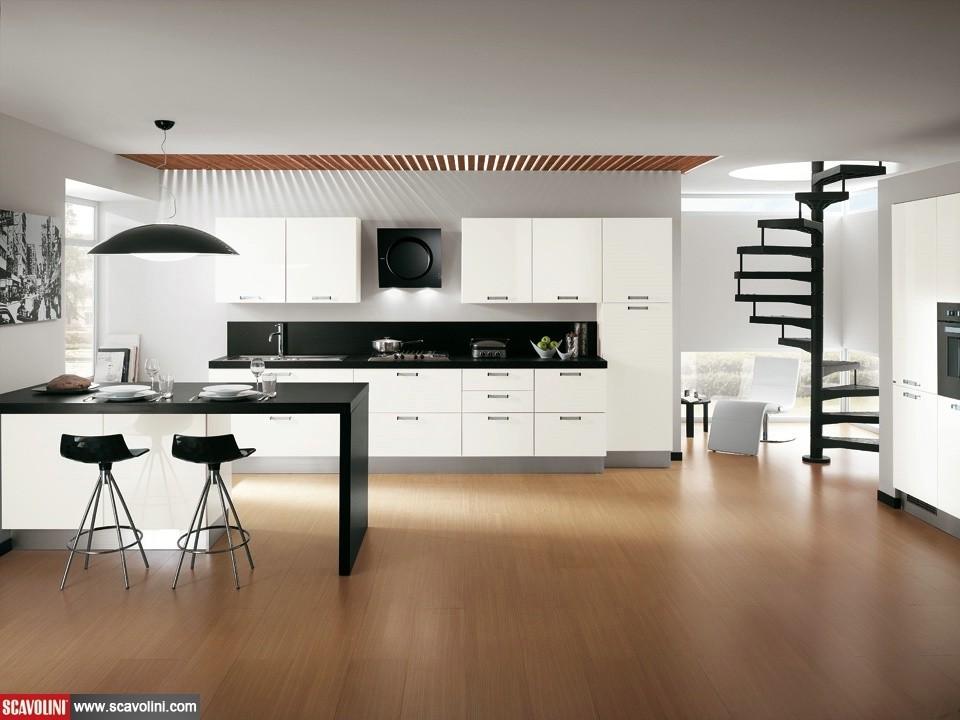 Cucine Moderne Linea Quattro ~ Design Per La Casa & Idee Per Interni