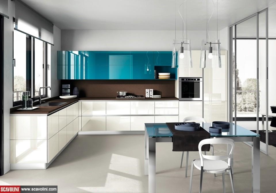Cucina scavolini tetrix san gaetano arredamenti for Michael nicholas progetta mobili
