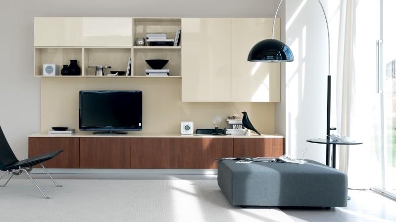 Soggiorni scavolini san gaetano arredamenti - Mobili soggiorno scavolini ...