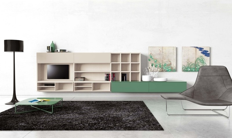 Soggiorni Moderni In Torino : Novamobili soggiorni librerie torino san gaetano