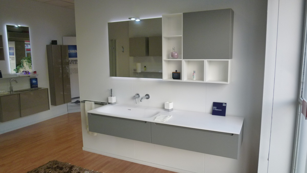 Offerta bagno scavolini idro san gaetano arredamenti - Esposizione camere da letto ...
