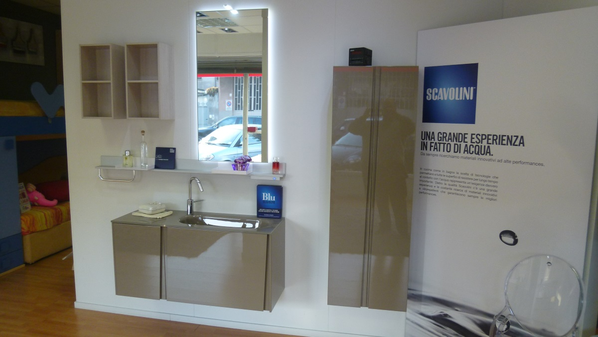 Offerta bagno scavolini lagu san gaetano arredamenti - Offerte mobili bagno ikea ...