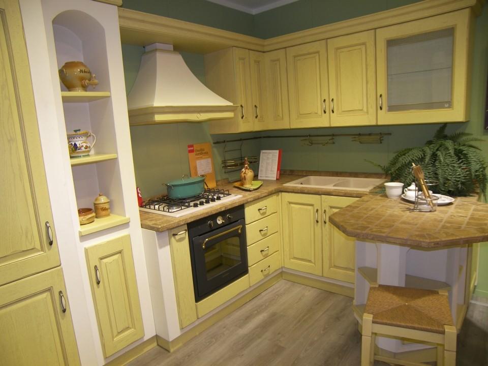 Offerta cucina Scavolini Belvedere - San Gaetano Arredamenti