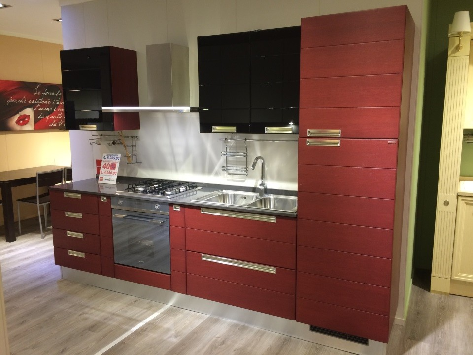 Cucine Scavolini Rainbow : Offerta cucina scavolini rainbow san gaetano arredamenti