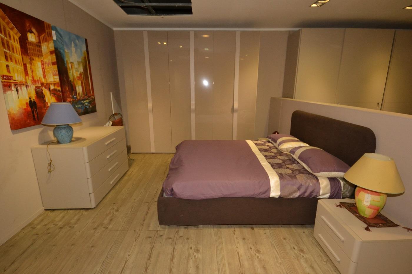 Offerta camera da letto colombini vitality collezione sogno finitura laminato frassino canapa - Camera da letto da sogno ...