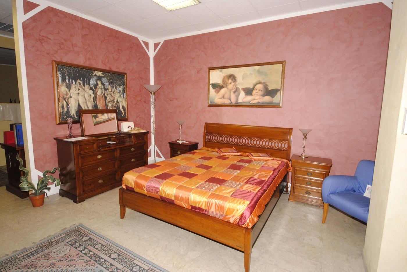 Offerta camera da letto le fablier collezione le gemme san gaetano arredamenti - Camere da letto complete offerte ...