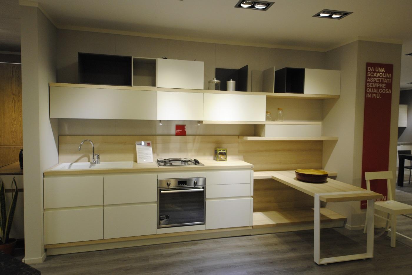 Offerta cucina scavolini modello foodshelf inside san for Cucina in offerta