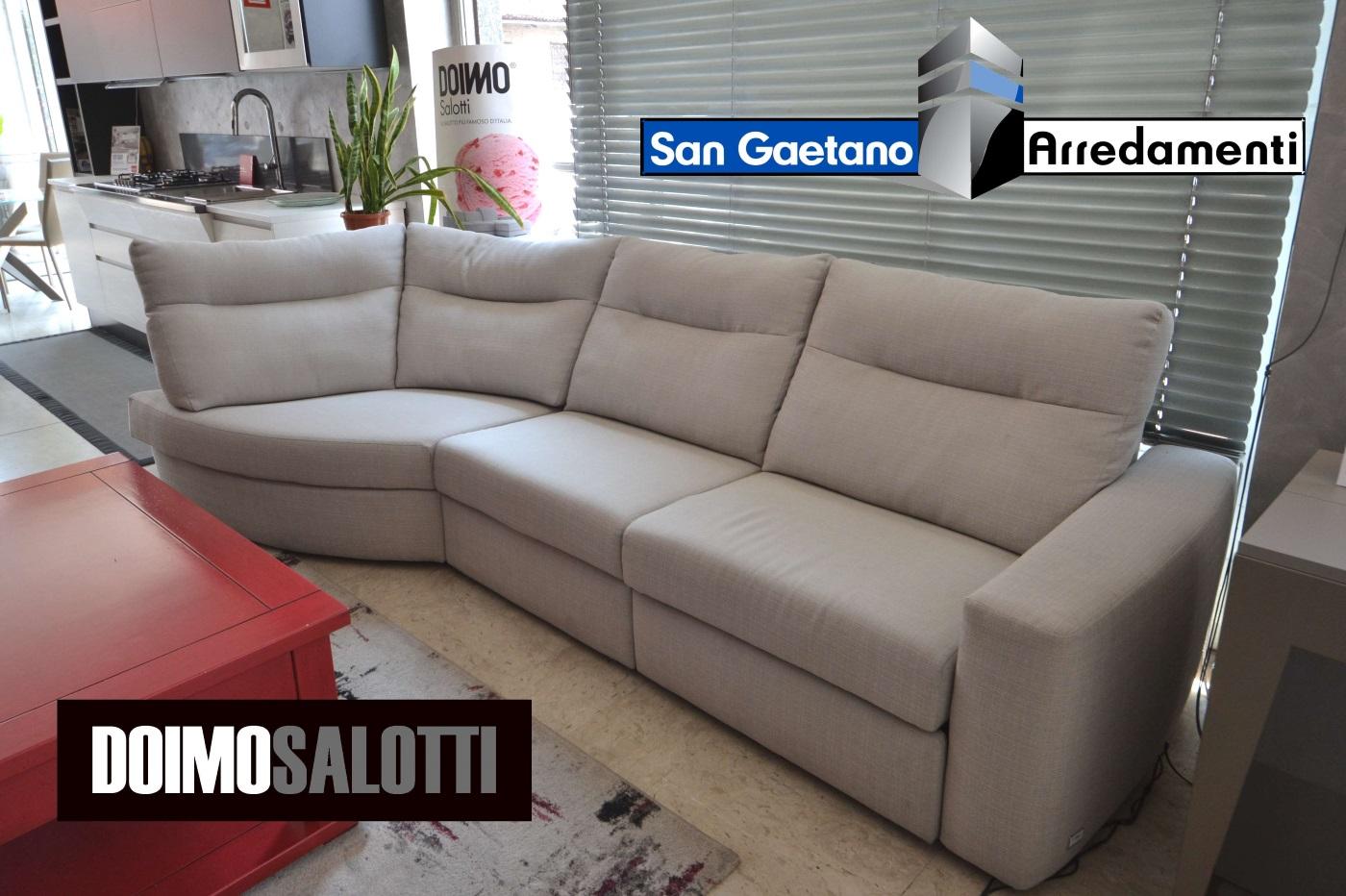 Offerta Divano Doimo Salotti modello Palace - San Gaetano Arredamenti