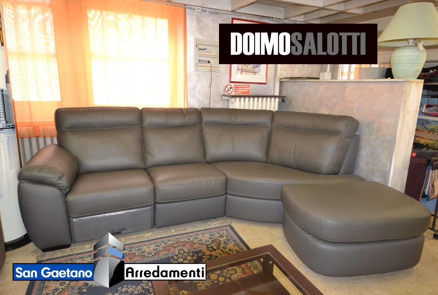 Offerta divano doimo salotti modello charles san gaetano arredamenti - Divano doimo prezzo ...
