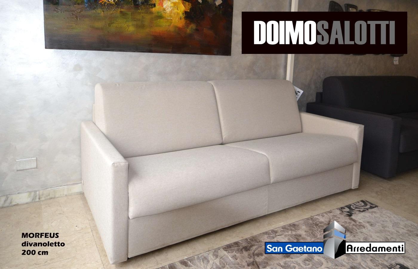 Offerta Divano Doimo Salotti modello Morfeus - San Gaetano ...