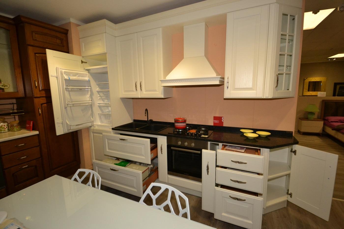 Offerta cucina Scavolini modello Baltimora - San Gaetano Arredamenti
