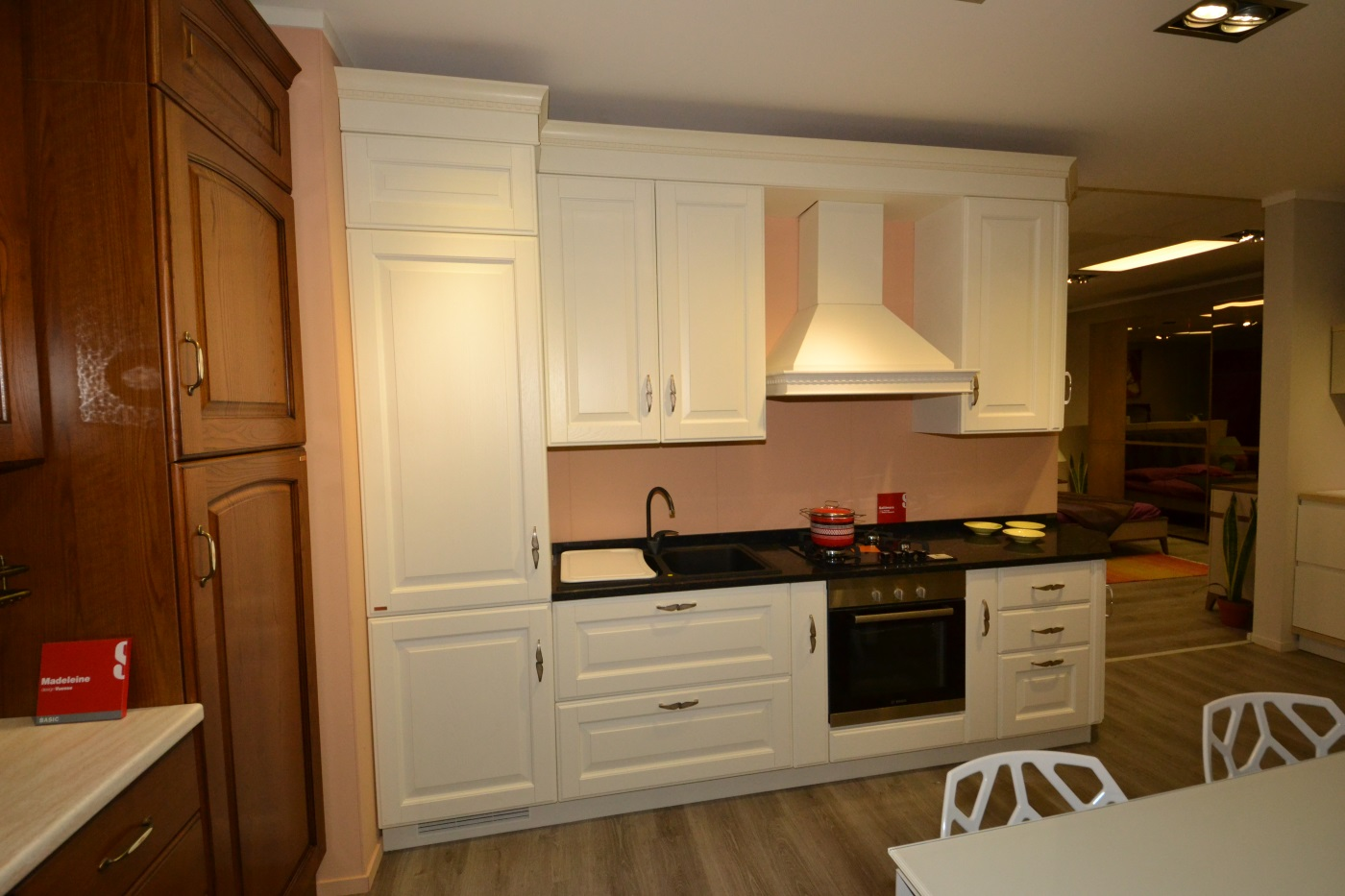 Offerta cucina scavolini modello baltimora san gaetano - Carrelli estraibili per cucine ...