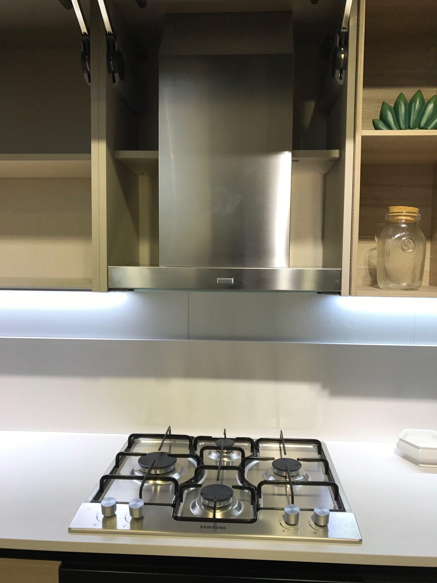 Offerta cucina Scavolini modello Liberamente decorativo e laccato ...