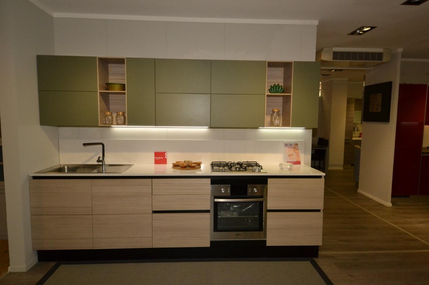 Offerta cucina scavolini modello liberamente decorativo e - Cucine 3 metri scavolini ...