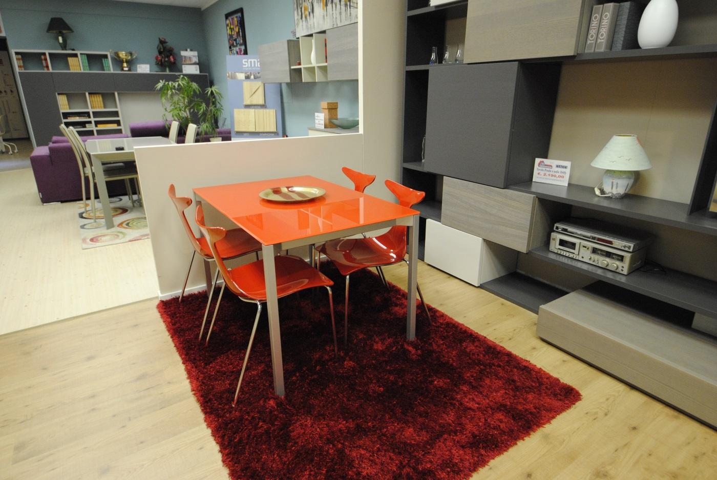 Offerta tavolo ciacci mod prado e sedie delfy san gaetano