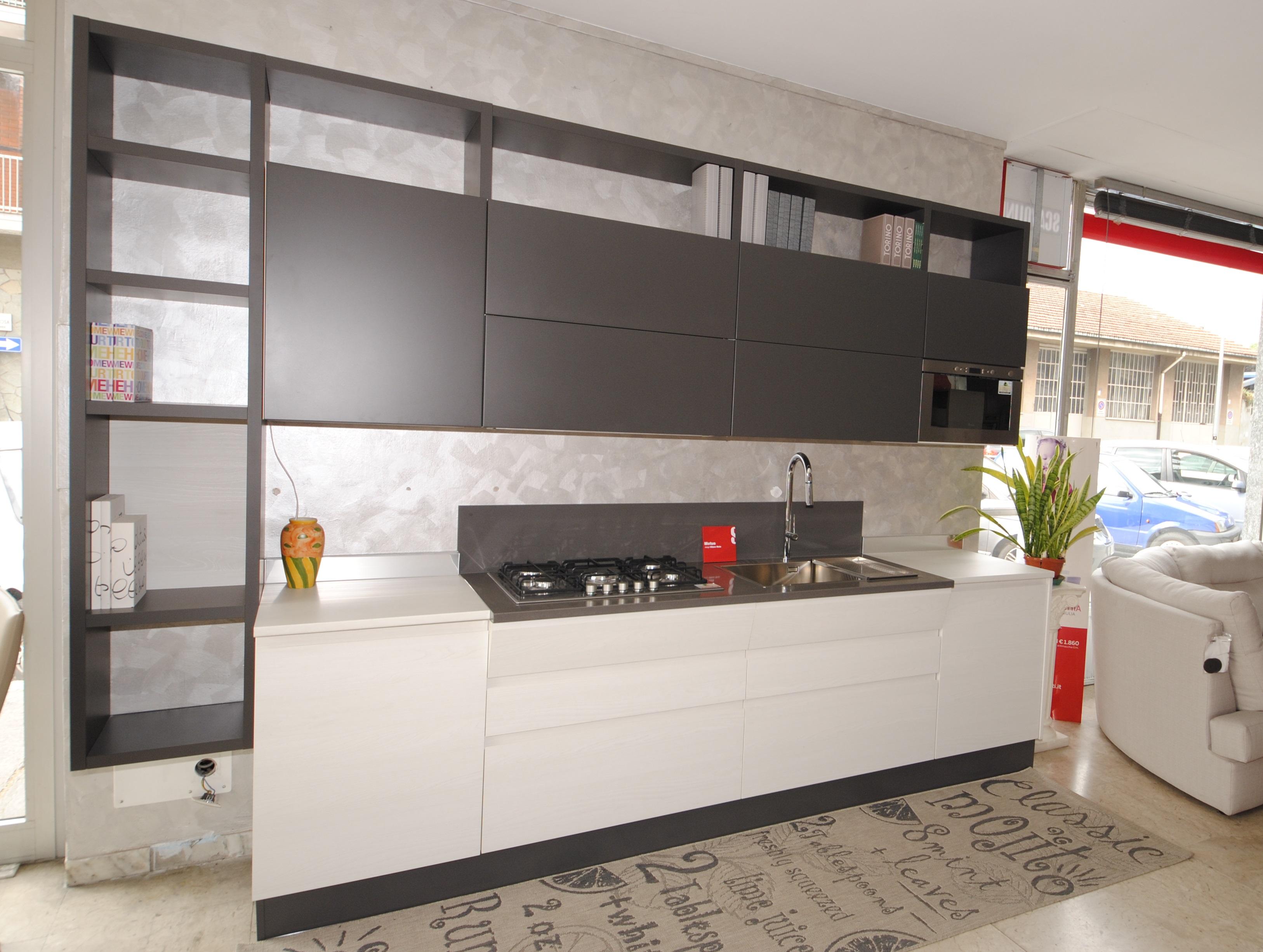 Offerta cucina Scavolini modello Motus - San Gaetano Arredamenti