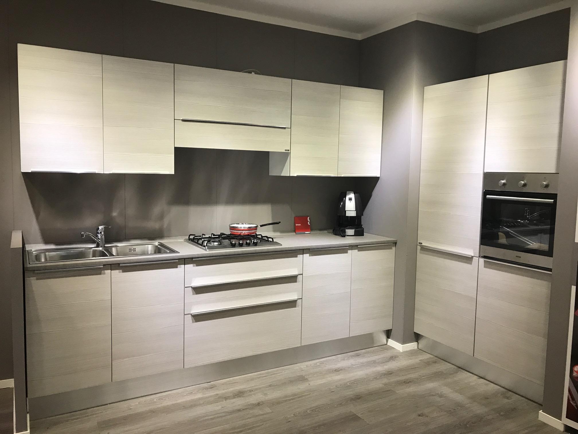 Offerta cucina scavolini easy modello urban san gaetano arredamenti - Costo cucine scavolini ...